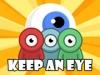 เกมส์ส่งลูกตา